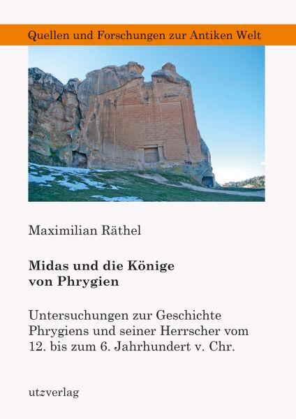 Midas und die Könige von Phrygien