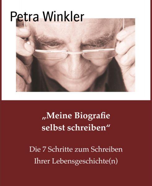 """""""Meine Biografie selbst schreiben"""""""