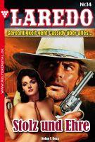 Laredo (Der Nachfolger von Cassidy) 14 - Erotik Western