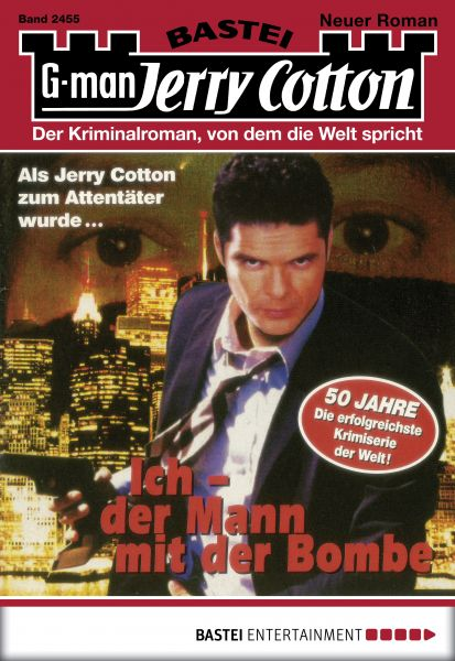Jerry Cotton - Folge 2455