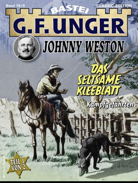 G. F. Unger Johnny Weston 5 - Western