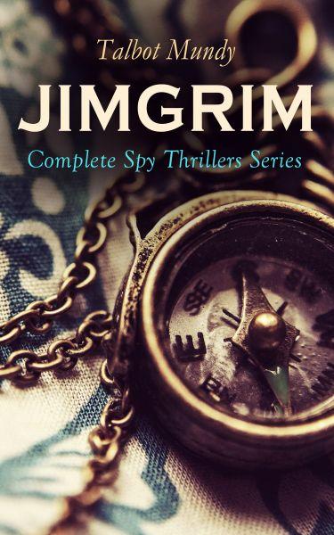 JIMGRIM - Complete Spy Thrillers Series