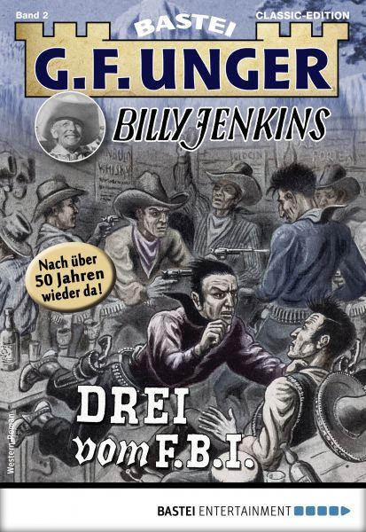 G. F. Unger Billy Jenkins 2 - Western