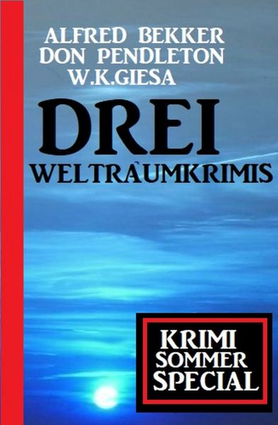 Drei Weltraumkrimis: Krimi Sommer Special
