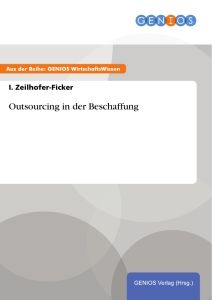 Outsourcing in der Beschaffung
