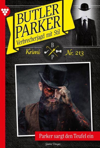 Butler Parker 213 – Kriminalroman