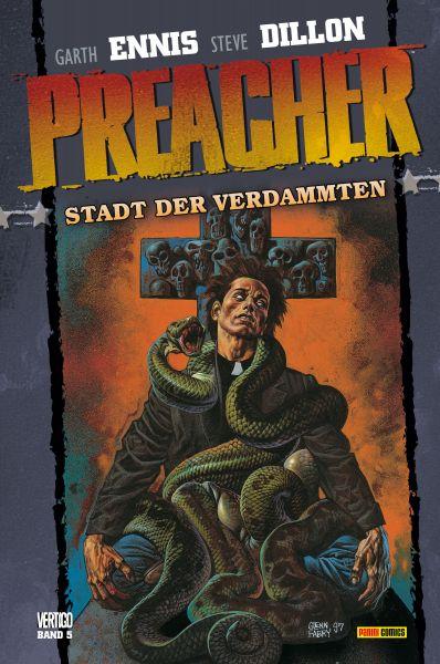 Preacher, Band 5 - Stadt der Verdammten