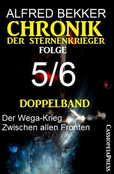 Folge 5/6 Chronik der Sternenkrieger Doppelband