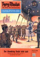 Perry Rhodan 21: Der Atomkrieg findet nicht statt (Heftroman)