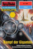 Perry Rhodan 1986: Kampf der Giganten (Heftroman)