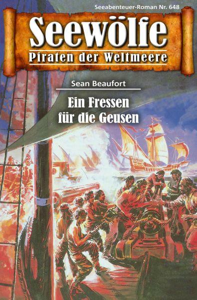 Seewölfe - Piraten der Weltmeere 648