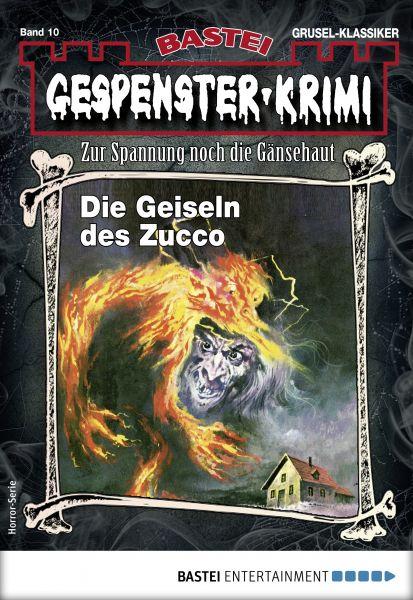 Gespenster-Krimi 10 - Horror-Serie