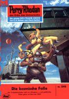 Perry Rhodan 348: Die kosmische Falle (Heftroman)