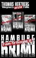 Fantrilogie II: Wegners erste Fälle (Teil 5-7)