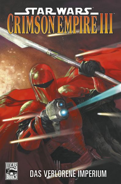 Star Wars Sonderband 70: Crimson Empire III - Das verlorene Imperium