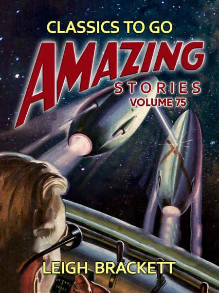 Amazing Stories Volume 75