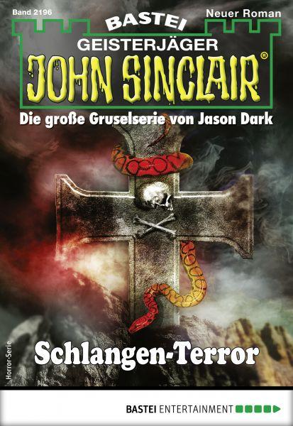 John Sinclair 2196 - Horror-Serie