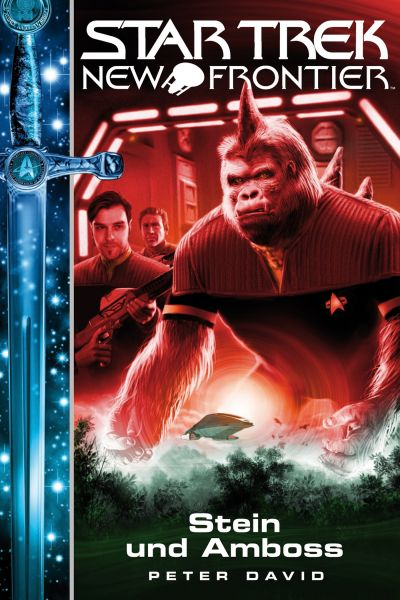 Star Trek - New Frontier 13: Stein und Amboss