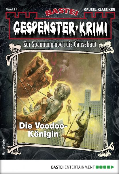Gespenster-Krimi 11 - Horror-Serie