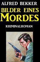 Bilder eines Mordes: Kriminalroman