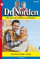 Dr. Norden 603 - Arztroman