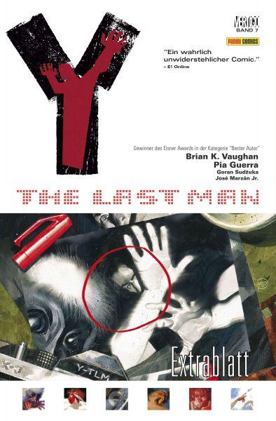 Y: The last Man - Bd. 7: Extrablatt