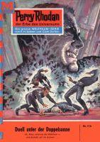 Perry Rhodan 116: Duell unter der Doppelsonne (Heftroman)