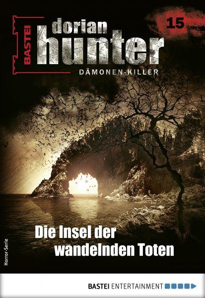 Dorian Hunter 15 - Horror-Serie