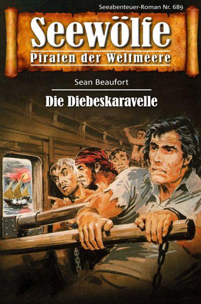 Seewölfe - Piraten der Weltmeere 689