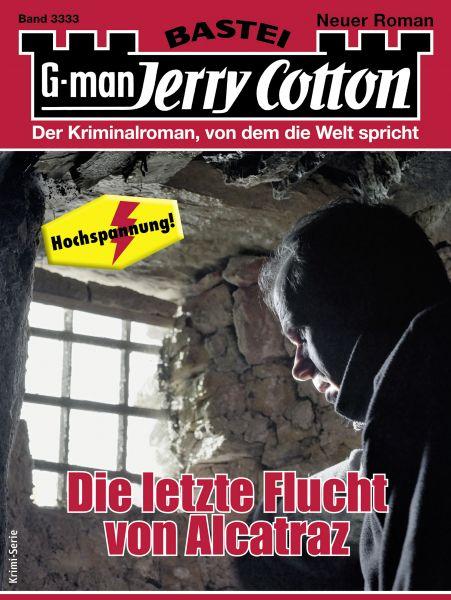 Jerry Cotton 3333 - Krimi-Serie