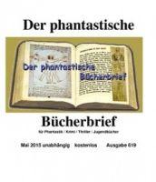 Der phantastische Bücherbrief 619 - Mai 2015