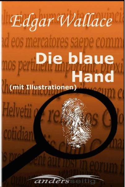 Die blaue Hand (mit Illustrationen)