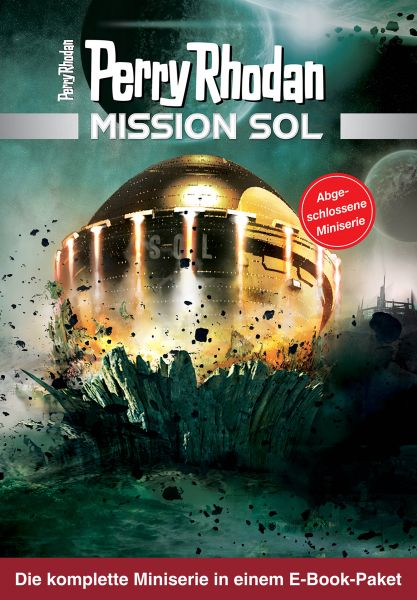 Mission SOL Paket (1 bis 12)