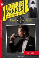 Butler Parker 80 - Kriminalroman