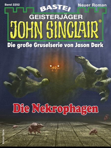 John Sinclair 2252