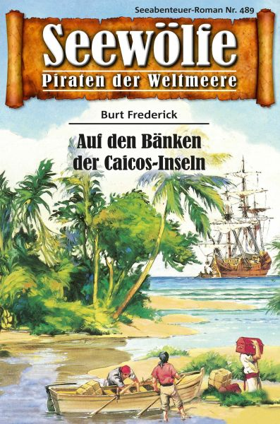 Seewölfe - Piraten der Weltmeere 489
