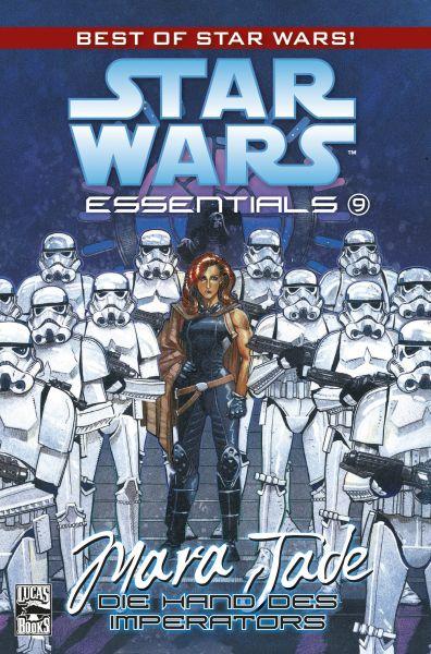 Star Wars Essentials, Band 9 - Mara Jade - Die Hand des Imperators