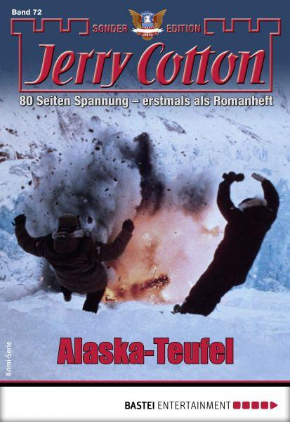 Jerry Cotton Sonder-Edition 72 - Krimi-Serie