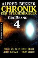 Großband #4 - Chronik der Sternenkrieger Folge 25-32 in einem Buch