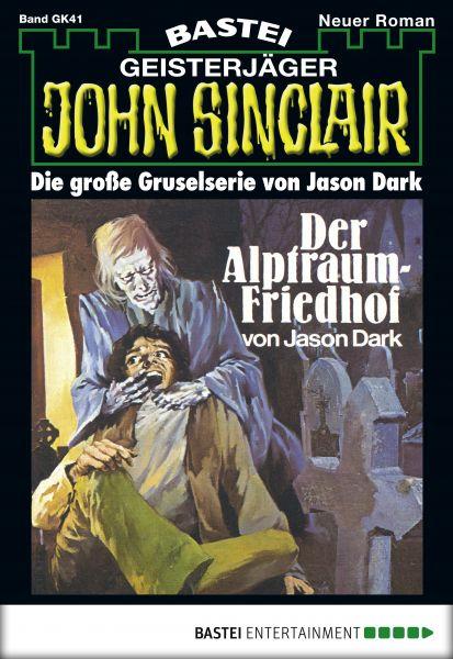 John Sinclair Gespensterkrimi - Folge 41