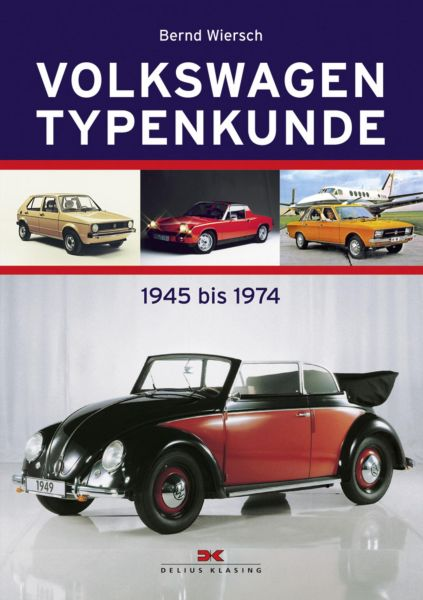 Volkswagen Typenkunde
