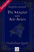 Die Magier von Art-Arien - Band 1 Leseprobe XXL