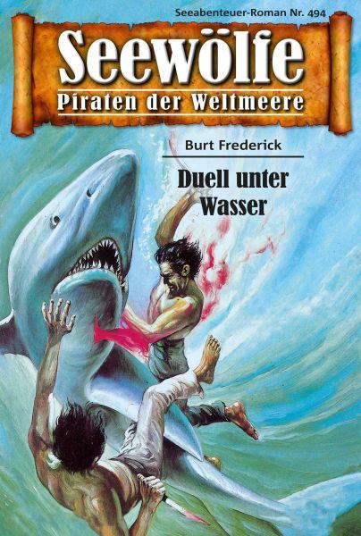 Seewölfe - Piraten der Weltmeere 494