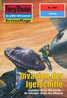 Perry Rhodan 1821: Invasion der Igelschiffe (Heftroman)