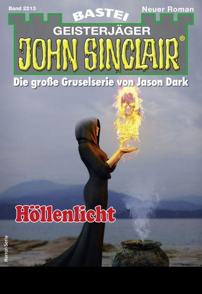 John Sinclair 2213 - Horror-Serie