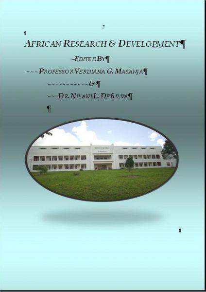 African Research & Development (R&D) Africa