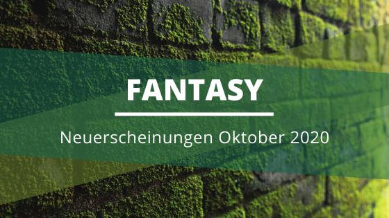 Fantasy-Neuerscheinungen-Oktober