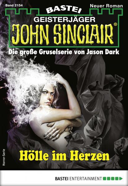 John Sinclair 2154 - Horror-Serie