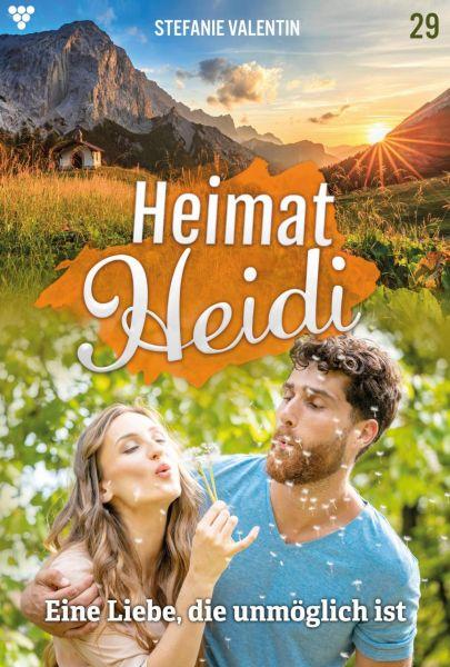 Heimat-Heidi 29 – Heimatroman
