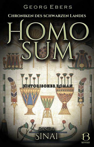 Homo sum. Historischer Roman. Band 1